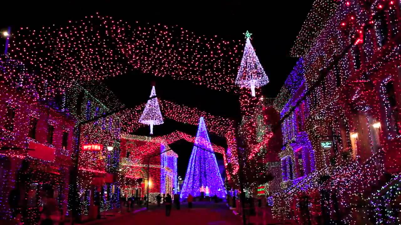 Osborne Family Spectacle of Dancing Lights 2009 - Mad Russian's Christmas