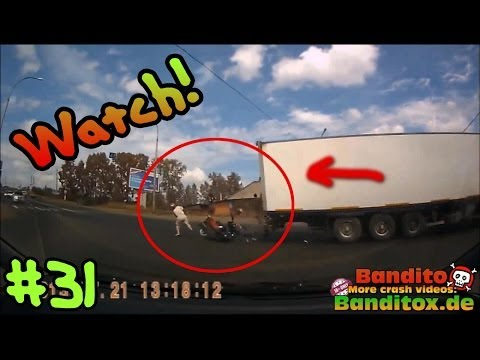 Russian Dash Cam Videos remind us to wear our seatbelts!