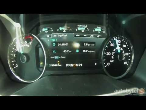 2015 Ford F-150 3.5 EcoBoost 0-60 MPH Test *Video*