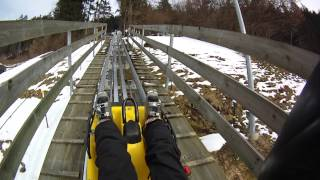 Zell am Ziller Austria  city images : Roller Coaster in Zell-Am-Ziller, Austria