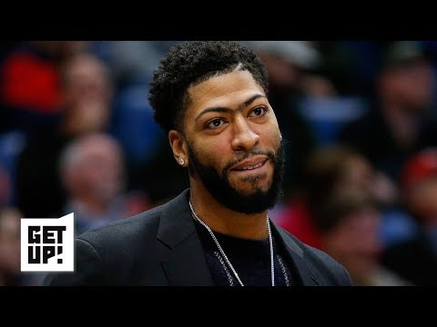 Video: Anthony Davis playing the rest of the season is the right thing to do – Tom Thibodeau | Get Up!