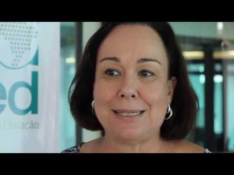 Anna Helena Altenfelder fala da parceria com o Consed para o PGE 2017