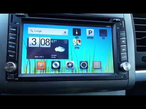 Android Double Din car unit Review