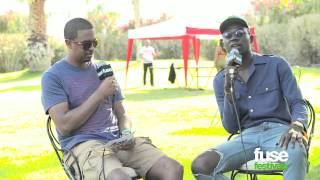 Theophilus London Describes Partying in Rio - Coachella 2013