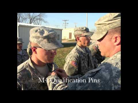 Fort Leonard Wood Basic and AIT Training and Graduation