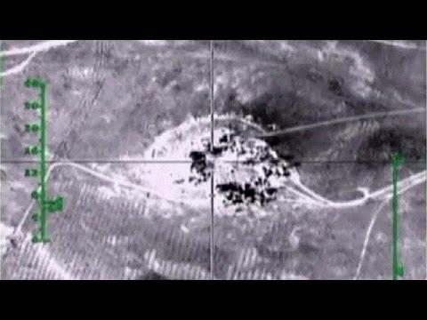 Συρία: Επιθέσεις με ελικόπτερα στη Δαμασκό