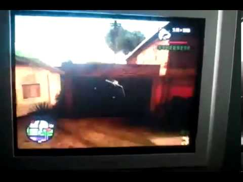 Como ser vegeta en gta sanandreas ps2