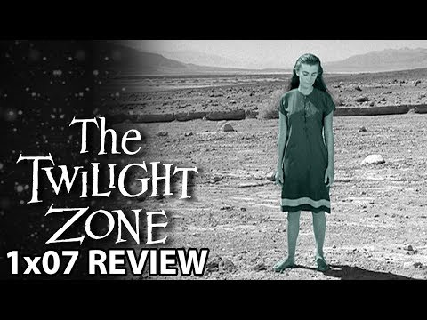 The Twilight Zone (Classic) Season 1 Episode 7 'The Lonely' Review