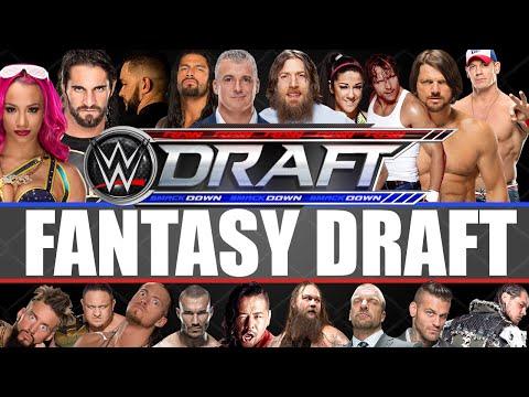 WWE Brand Split - Fantasy Superstar Draft!