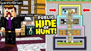 My Minecraft BASE was RAIDED.. I found the ROBBERS secret hideout!