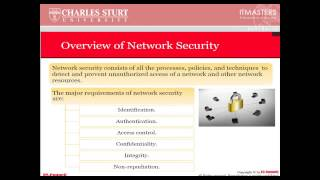 Lecture 1: Free Short Course - Network Security Administrator (ENSA) Certification
