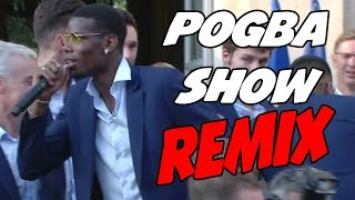 Video POGBA SHOW (REMIX) MP3, 3GP, MP4, WEBM, AVI, FLV Januari 2019