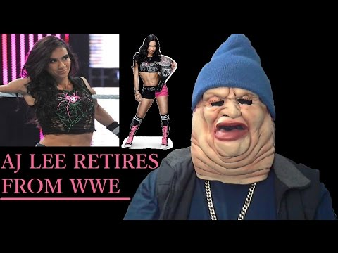AJ Lee Retires From WWE