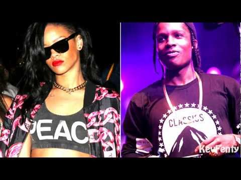 Rihanna feat. Asap Rocky - Cockiness (Remix)