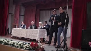 Şedinţa de constituire a Consiliului Raional Dubăsari după alegerile locale generale din 20 octombrie 2019.