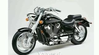 9. 2004 Honda VTX 1800 - Features, Details [cherirada]
