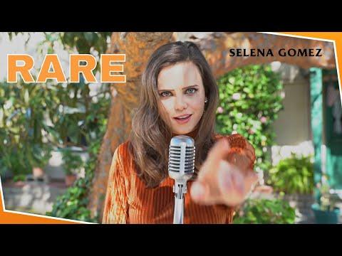 """Selena Gomez  """"Rare"""" Cover by Tiffany Alvord"""