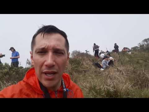 Aventuras na Pedra Branca de Alfredo Wagner - parte 2