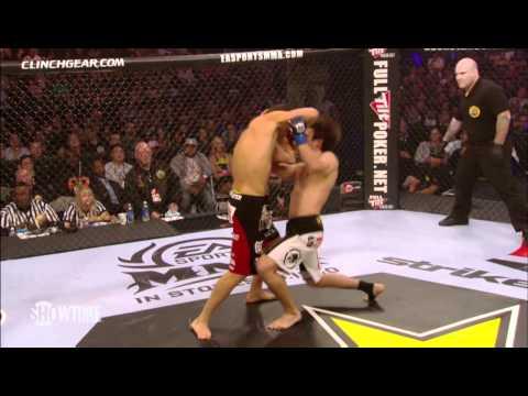 Strikeforce  Nick Diaz KJ Noons Woodley Thomson Galvao Cavalcante Coenen Kaufman Showtimes R