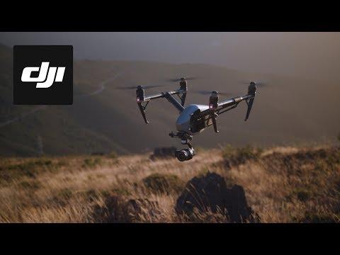 DRONE: DJI e as melhores imagens