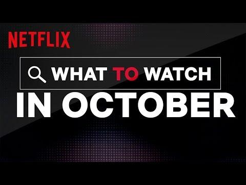 New on Netflix US | October | Netflix
