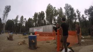 J.J. Keller/Dallas Seavey Indoor Sled Dog Training Center: Part 2