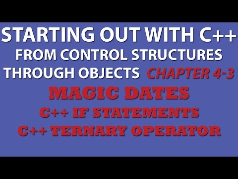 C++ Programming Challenge 4-3: Magic Dates (C++ Ternary Operator, C++ If statements)