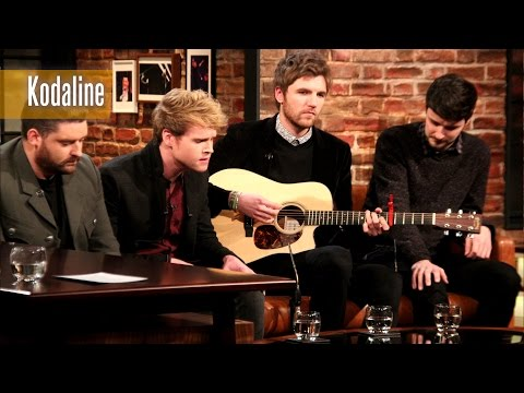 Kodaline – High Hopes (acoustic guitar version) | The Late Late Show | RTÉ One