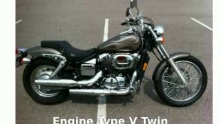 3. 2004 Honda Shadow Spirit - Info, Review