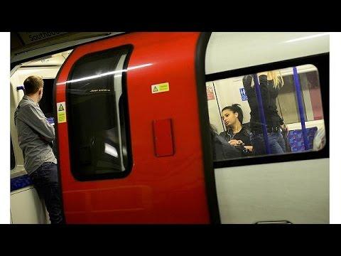 Χωρίς μετρό το Λονδίνο-Χάος στις μετακινήσεις