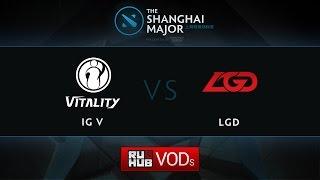 LGD.cn vs iG.V, game 2