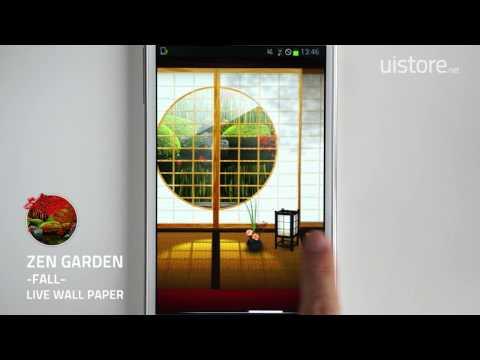 Video of Zen Garden -Fall- LW