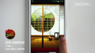 Zen Garden -Fall- LW YouTube video