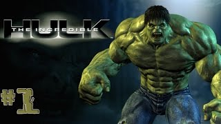 Video The Incredible Hulk - Walkthrough - Part 1 (PC) [HD] MP3, 3GP, MP4, WEBM, AVI, FLV Juni 2018