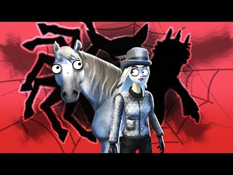 Video Attacked by the scariest creatures in Star Stable Online download in MP3, 3GP, MP4, WEBM, AVI, FLV January 2017