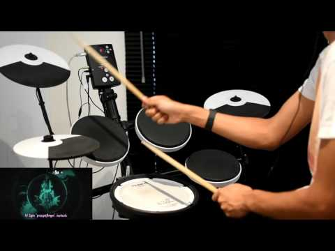 Psycho-Pass OP -【abnormalize】by Ling Tosite Sigure - Drum Cover