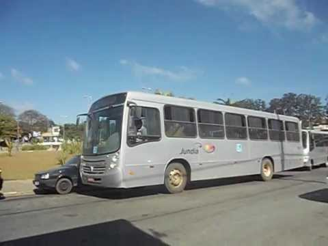 NEOBUS DA EMPRESA JUNDIA DE MAIRINQUE CARRO 261 MERCEDES BENS 1418 VIDEOI 155.,,.