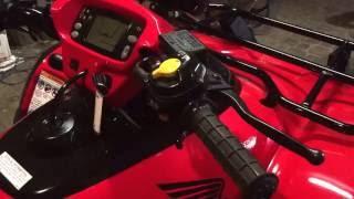 3. 2016 Honda Rincon update video