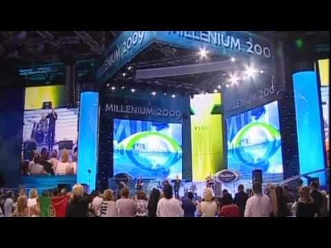 Интервью Олега Газманова на Millenium 2009