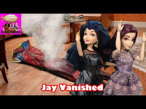 Jay Vanished - Part 5 - Whodunnit Ben's Castle Descendants Disney