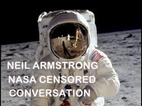 cosa vide armstrong sulla luna? il video censurato!