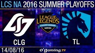 Quart de finale 2 - LCS NA Summer Split 2016 - Playoffs