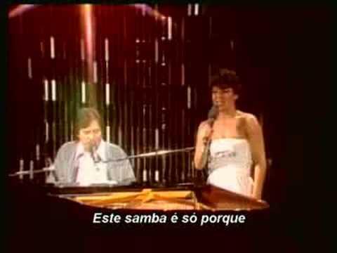 Tom, Vinícius ,Toquinho e Miúcha - Samba de Avião