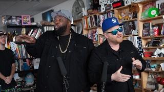 Video Run The Jewels: NPR Music Tiny Desk Concert MP3, 3GP, MP4, WEBM, AVI, FLV Februari 2019