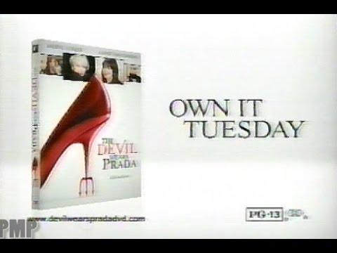 The Devil Wears Prada DVD (2006)