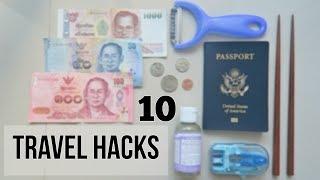 Video Top 10 Travel Hacks | Thailand Edition MP3, 3GP, MP4, WEBM, AVI, FLV Juli 2018