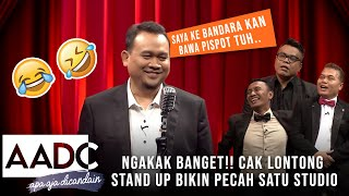 Video Bikin Ngakak! Standup Comedy Cak Lontong, Jalan Jalan Ke London MP3, 3GP, MP4, WEBM, AVI, FLV Oktober 2017