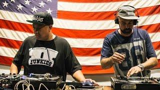 LIVE: BOILER ROOM TV WITH DJ BABU & DJ NU-MARK AT TRIED & TRUE CO. ON FAIRFAX