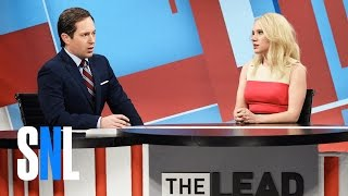 Video The Lead with Jake Tapper Cold Open - SNL MP3, 3GP, MP4, WEBM, AVI, FLV Januari 2018
