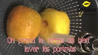 Pommes Tentation d'amour
